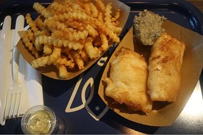 De la street food very good