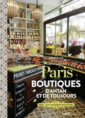 Paris, boutiques d'antan et de toujours