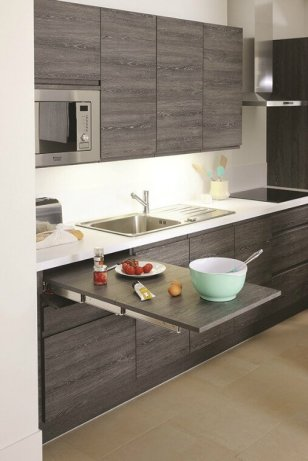 3. Plateau extractible, Cuisinella.