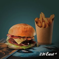 231 East Street, The French Burger