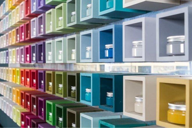 Little Shop of Color, haut en couleurs