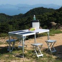 Table Solaire, Nature & Découvertes.
