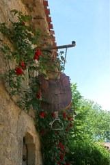 Le village XVIIème.
