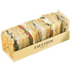 Sandwich Club, Fauchon.