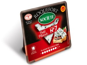 Roquefort règle son intensité