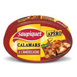 Calamars à l'américaine, Saupiquet.