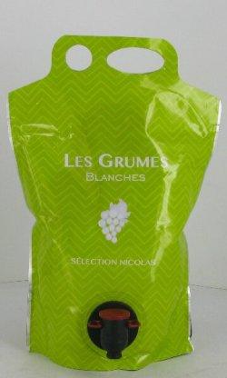 Grumes blancs Nicolas.
