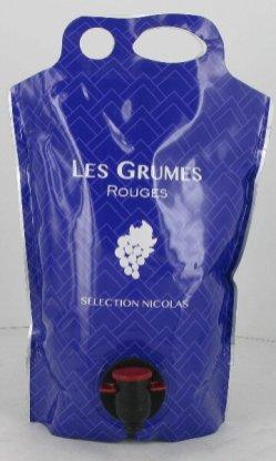 Grumes rouges Nicolas.