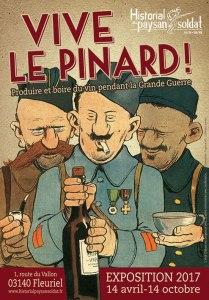 Vive le Pinard ! Produire et boire du vin pendant la Grande Guerre