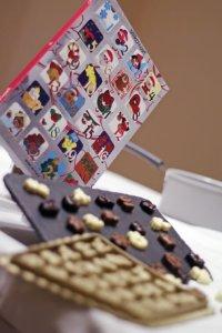 4. Créer votre Calendrier de l'Avent, Musée du Chocolat.