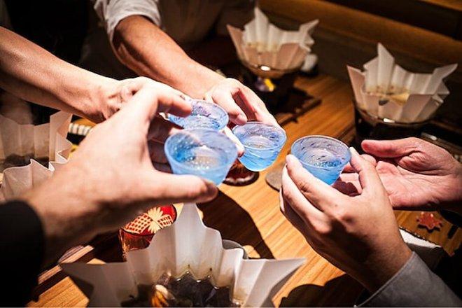 Le salon Européen du Saké