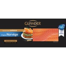 Saumon de Norvège, Guyader.