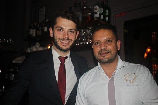Helmi Derbal et MaximeThevenin.