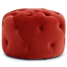 3. Pouf Hampton, Made.com.