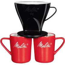 Kit de filtration 1 x 4, Melitta.