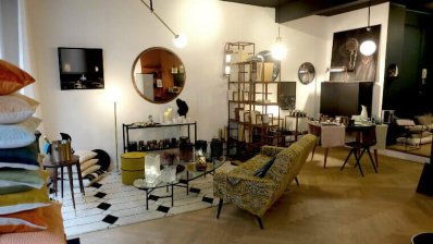Concept Store Rouge Ardoise
