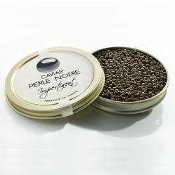 Impertinent, Caviar Perle Noire.
