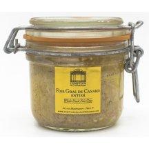 Foie gras de canard entier Maison, Le Comptoir de la Gastronomie.