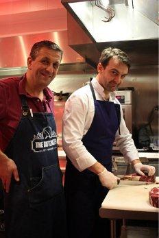 Jean-Marc Schmidt et Nicolas Gaulandeau.