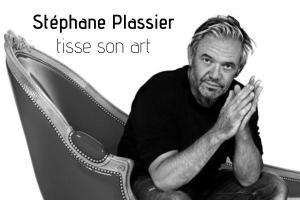 Stéphane Plassier tisse son art