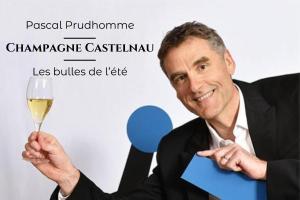 Champagne Castelnau, les bulles de l'été