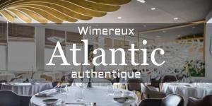 L'Atlantic à Wimereux, authentique