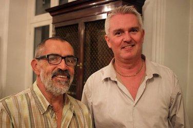 Jean-Pierre Coulon et Bruno Declerq