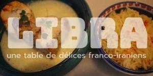 Libra, une table aux délices franco-iraniens