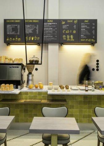 Cafés Joyeux Paris, Photo JB Mariou