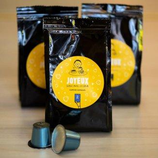 Cafés Joyeux capsules
