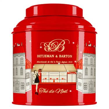 Christmas Tea, Betjeman & Barton