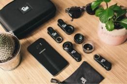 Objectifs pour smartphone