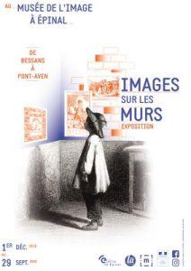 Images sur les murs, de Bessans à Pont-Aven