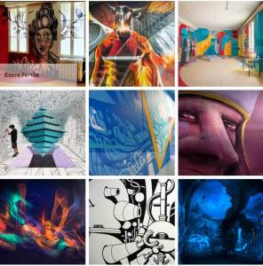 Dédale – L'Art Prend La Rue