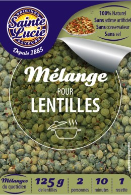 Mélanges pour Lentilles, Sainte Lucie