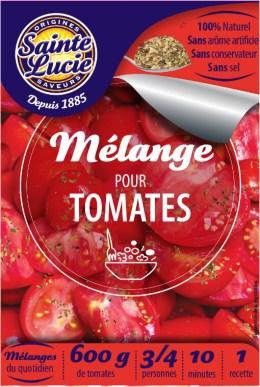 Mélanges pour Tomates, Sainte Lucie