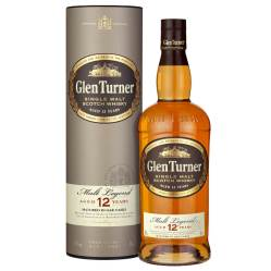 Single Malt 12 ans, Glen Turner