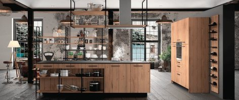 2. Esquisse Design, Cuisine Morel