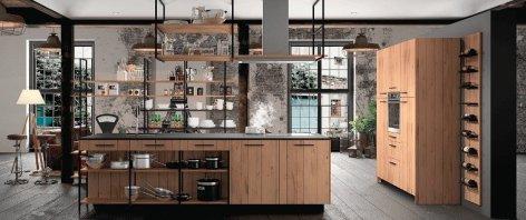 2. Esquisse Design, Cuisine Morel
