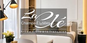 La Clé Champs-Élysées, Art de Vivre à la française