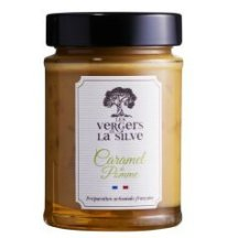 Confiture Caramel de Pommes, Les Vergers de la Silve