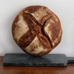 Saint Martin, boulangerie Sain
