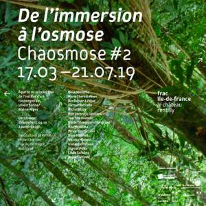 De l'immersion à l'osmose