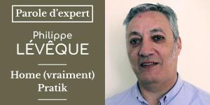 Philippe Lévêque, Directeur Commercial Home Pratik