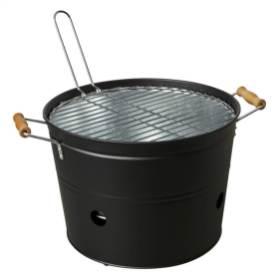 """Seau barbecue """"Nomade"""", Jardiland, 29,90 €"""