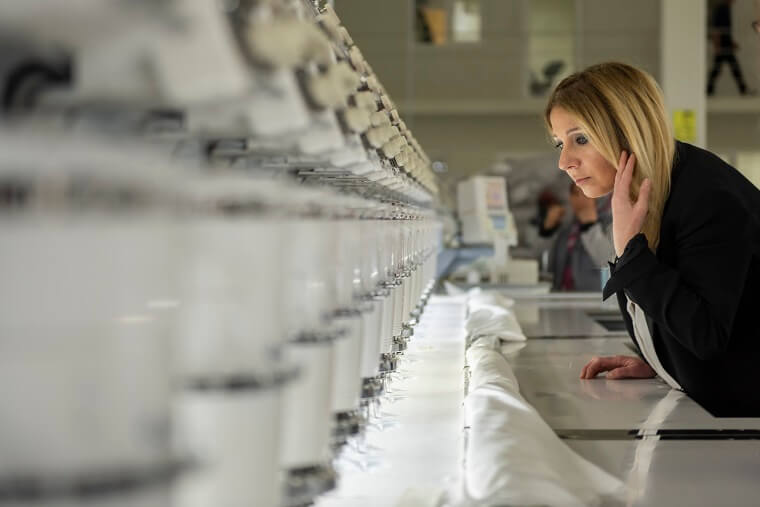 Anne Josse, directrice de l'offre Carré Blanc