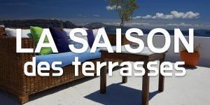 La saison des terrasses