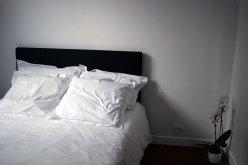 Parure de lit Percale Bourdon Greige