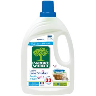 Lessive liquide 1,5 L, 33 lavages