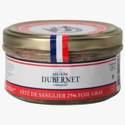 Pâté de sanglier 25% foie gras Maison Dubernet, La Grande Epicerie de Paris